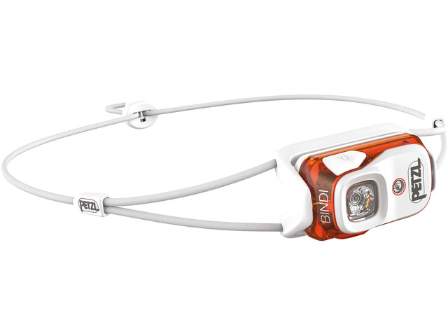 Petzl Bindi Otsalamppu, orange